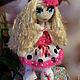 Коллекционные куклы ручной работы. кукла текстильная. Оксана (saboxi). Интернет-магазин Ярмарка Мастеров. Кукла ручной работы