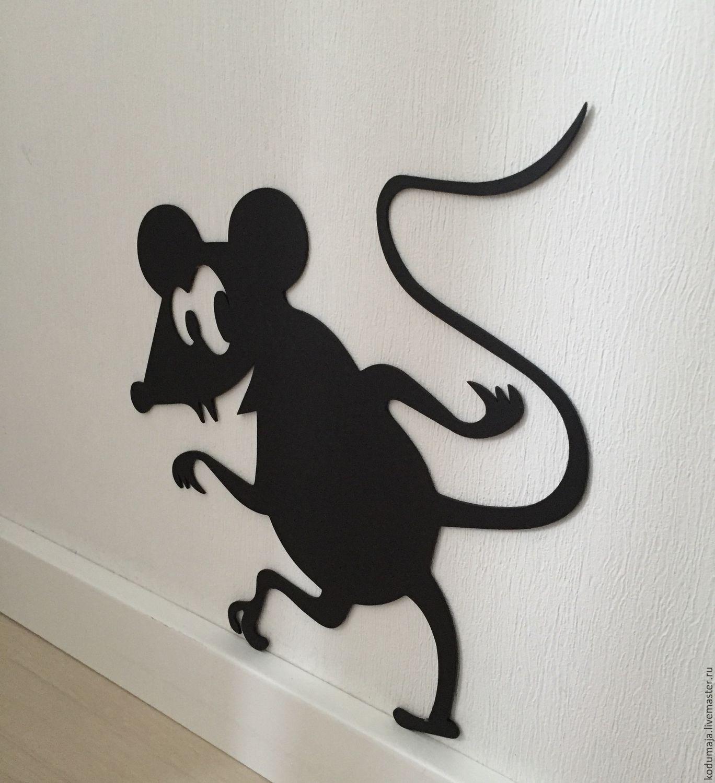 Год мыши картинки на окна