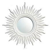 Для дома и интерьера ручной работы. Ярмарка Мастеров - ручная работа Зеркало солнце. Handmade.
