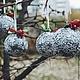 Новый год 2017 ручной работы. Ярмарка Мастеров - ручная работа. Купить Кружевные шарики. Handmade. Серебряный, елочные украшения
