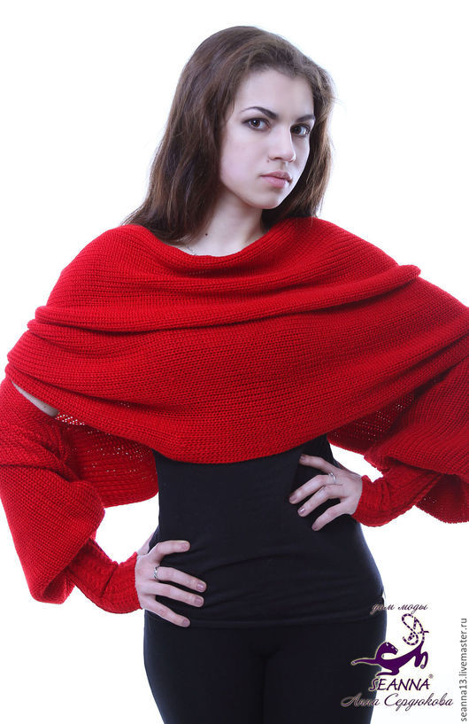 Шитье ручной работы. Ярмарка Мастеров - ручная работа. Купить Роскошное полотно вязаное из немецкой мериносовой шерсти. Handmade.