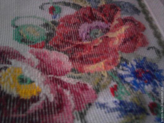 Текстиль, ковры ручной работы. Ярмарка Мастеров - ручная работа. Купить салфетки вышитые крестом. Handmade. Вышивка крестом