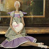 Куклы и игрушки ручной работы. Ярмарка Мастеров - ручная работа Романтичный ангел. Handmade.