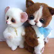 Куклы и игрушки ручной работы. Ярмарка Мастеров - ручная работа Пит и Лео. Handmade.