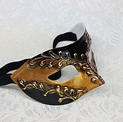 Одежда ручной работы. Ярмарка Мастеров - ручная работа Коломбин Карнавальная маска. Handmade.