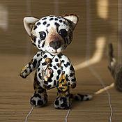 Куклы и игрушки ручной работы. Ярмарка Мастеров - ручная работа Леопард. Handmade.