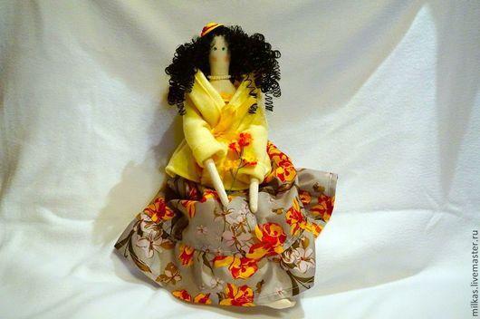 Куклы Тильды ручной работы. Ярмарка Мастеров - ручная работа. Купить Кукла Тильда. Handmade. Кукла, аксессуары, Сапожки, ожерелье