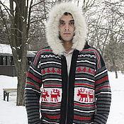 Мужская одежда handmade. Livemaster - original item Men`s jacket