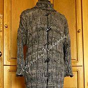 """Одежда ручной работы. Ярмарка Мастеров - ручная работа Пальто в английском стиле """"Gray marble"""". Handmade."""