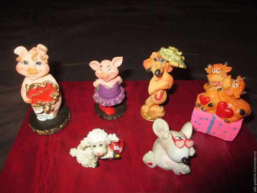 Куклы и игрушки ручной работы. Статуэтки для хомячков. Подарки для детей и взрослых (Анна). Интернет-магазин Ярмарка Мастеров. Статуэтка