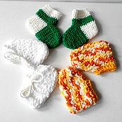 Работы для детей, ручной работы. Ярмарка Мастеров - ручная работа Набор пинеток для малыша. Handmade.