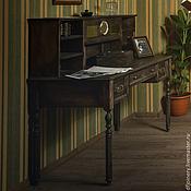 Для дома и интерьера ручной работы. Ярмарка Мастеров - ручная работа Старинный стол Детектива. Handmade.