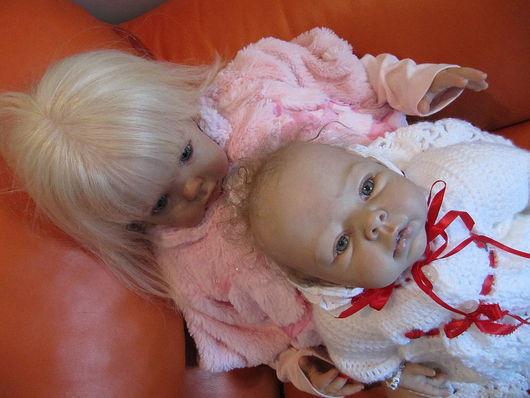 Куклы-младенцы и reborn ручной работы. Ярмарка Мастеров - ручная работа. Купить Кукла реборн Одри. Handmade. Белый