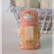 Народная кукла ручной работы. Ярмарка Мастеров - ручная работа Крупеничка, оберег на богатство. Handmade.