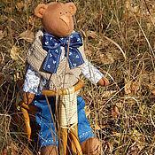Куклы и игрушки ручной работы. Ярмарка Мастеров - ручная работа Мишка(твоя любимая игрушка). Handmade.