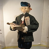 Куклы и игрушки ручной работы. Ярмарка Мастеров - ручная работа Аптекарь. Handmade.