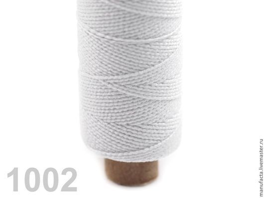 Шитье ручной работы. Ярмарка Мастеров - ручная работа. Купить Эластичные нитки. Handmade. Эластичные нитки, белый цвет