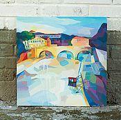 Картины и панно ручной работы. Ярмарка Мастеров - ручная работа Italy. Handmade.