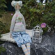 Куклы и игрушки ручной работы. Ярмарка Мастеров - ручная работа куколка Абелия. Handmade.