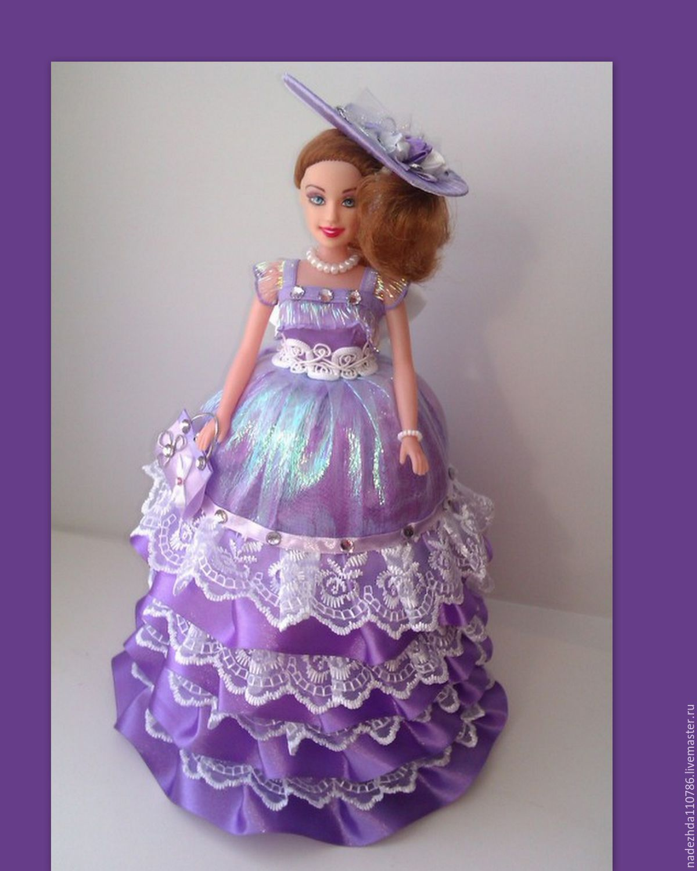 Куклы шкатулки от мастериц
