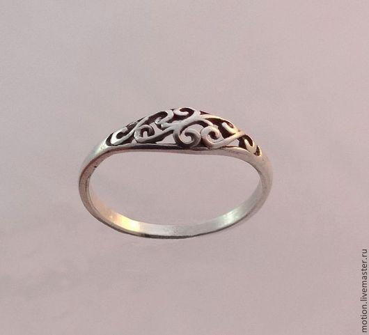 Кольца ручной работы. Ярмарка Мастеров - ручная работа. Купить Кольцо из Серебра 925 Пробы, Серебряное кольцо ручной работы. Handmade.