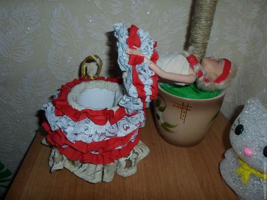 Копилки ручной работы. Ярмарка Мастеров - ручная работа. Купить Кукла шкатулка для девочек. Handmade. Комбинированный, шкатулка, игрушка в подарок