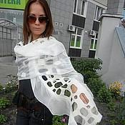 Аксессуары handmade. Livemaster - original item White stole. Handmade.
