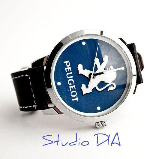 Оригинальные Дизайнерские Часы Пежо (Peugeot). Студия Дизайнерских Часов И Кулонов DIA.