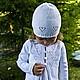 Одежда для девочек, ручной работы. Ярмарка Мастеров - ручная работа. Купить Комплект вязаный для девочки  Ажурные сердечки. Handmade. Жакет