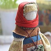 Куклы и игрушки ручной работы. Ярмарка Мастеров - ручная работа кукла-оберег Купчиха-Успешница.. Handmade.