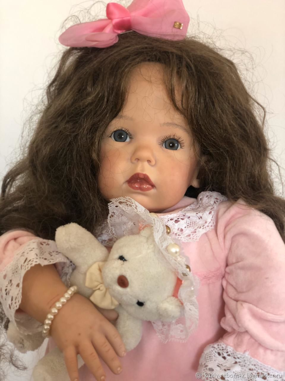 кукла из молда Тибби, Куклы Reborn, Актау,  Фото №1