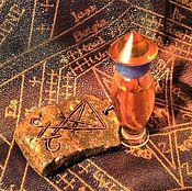 """Косметика ручной работы. Ярмарка Мастеров - ручная работа """" Amuleto """" натуральные духи. Handmade."""