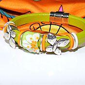 Украшения handmade. Livemaster - original item Bracelet regaliz Summer. Handmade.
