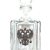 Посуда handmade. Livemaster - original item Decanter for vodka. Handmade.