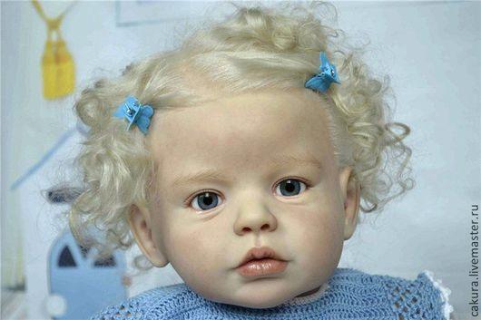 Куклы-младенцы и reborn ручной работы. Ярмарка Мастеров - ручная работа. Купить кукла реборн Lena. Handmade. Разноцветный, генезис