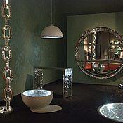 Для дома и интерьера handmade. Livemaster - original item Mirror mirror mosaic. Handmade.