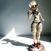 Куклы и игрушки ручной работы. Ярмарка Мастеров - ручная работа Время -простокваша.... Handmade.