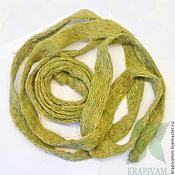 Аксессуары handmade. Livemaster - original item The girdle is narrow nettle.. Handmade.