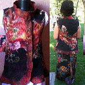 """Одежда ручной работы. Ярмарка Мастеров - ручная работа жилет """"Каприз"""". Handmade."""