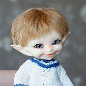 Куклы и игрушки ручной работы. Ярмарка Мастеров - ручная работа Паричок для RealPuki мальчика. Handmade.