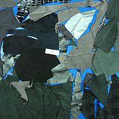 Материалы для творчества ручной работы. Ярмарка Мастеров - ручная работа набор кожи   для творчества№14. Handmade.