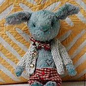 Куклы и игрушки ручной работы. Ярмарка Мастеров - ручная работа Зайка Алешка. Handmade.