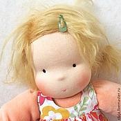 Куклы и игрушки ручной работы. Ярмарка Мастеров - ручная работа Пушистик. Handmade.