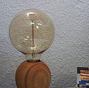 Для дома и интерьера ручной работы. Ярмарка Мастеров - ручная работа ретро светильник с лампочкой Эдисона. Handmade.