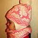 """Одежда унисекс ручной работы. Заказать Вязаный детский комплект """"Зимушка"""". Vasilinka (Наталья). Ярмарка Мастеров. Комплект для малыша"""