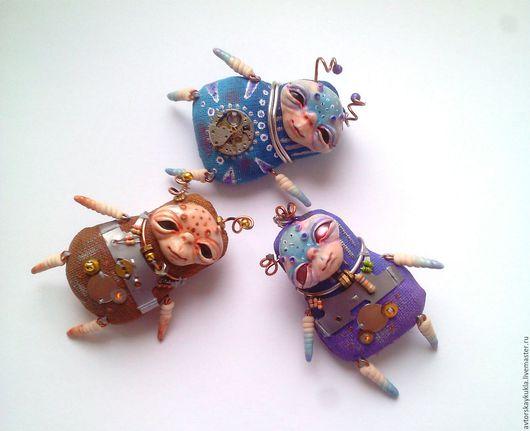 Коллекционные куклы ручной работы. Ярмарка Мастеров - ручная работа. Купить Гуманоиды.. Handmade. Комбинированный, living doll