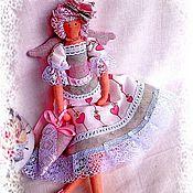 Куклы и игрушки ручной работы. Ярмарка Мастеров - ручная работа Фея - хранительница домашнего очага_Кукла в стиле Тильда. Handmade.