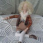 Александра Текстильные куклы - Ярмарка Мастеров - ручная работа, handmade