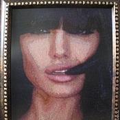 Картины и панно ручной работы. Ярмарка Мастеров - ручная работа Анджелина Джоли. Handmade.