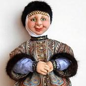 Куклы и игрушки ручной работы. Ярмарка Мастеров - ручная работа БАРЫНЯ - СУДАРЫНЯ. Handmade.